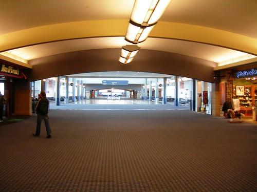 Cincinnati Airport Concourse B