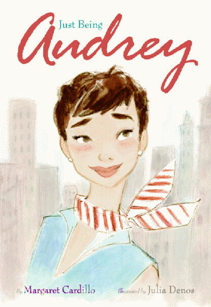Just Being Audrey book cover