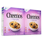 Multi-Grain Cheerios Cereal, 37.5oz box 37.5 oz. - 2 Bags