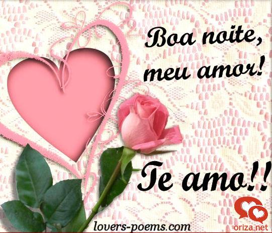 Tag Frases De Boa Noite Meu Amor Para Celular