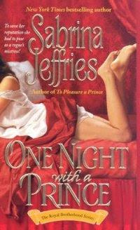 Uma Noite com o Príncipe