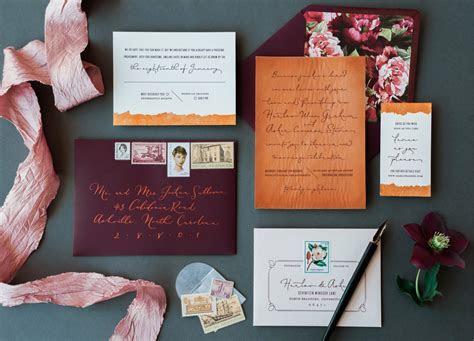 The Best Wedding Invitations of 2016