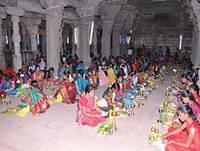 1008 Deepa Pooja at Valliooru