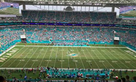 NFL HELL: Several Stadiums Nearly Empty As Anthem Protest Backlash Rolls Into Week 7 (PHOTOS)