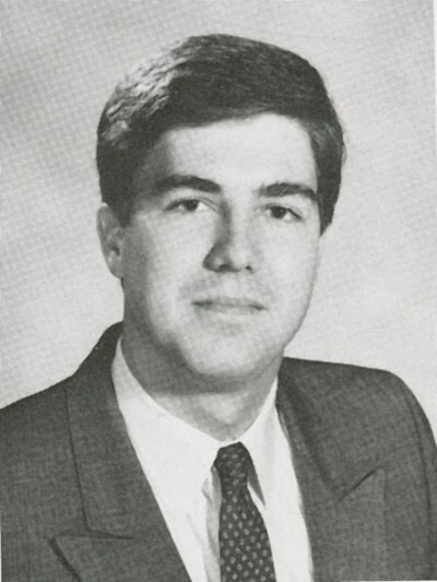 U.S. Supreme Court nominee Neil Gorsuch, while a student at Columbia