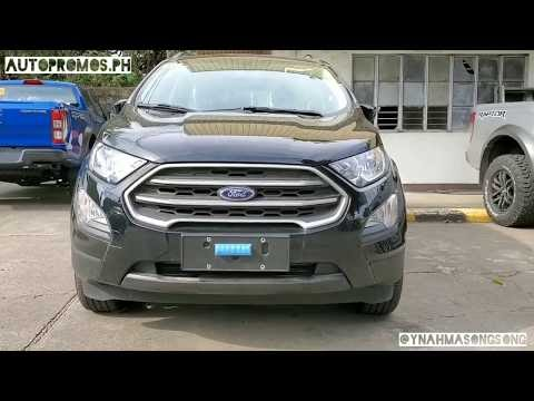 Video: Ford ECOSPORT 1.5L Trend - Black (Philippines) | Walk Around by Ynah Masongsong (Ford Batangas)
