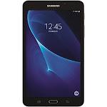 """Samsung Galaxy Tab A - Wi-Fi - 8 GB - Black - 7"""""""
