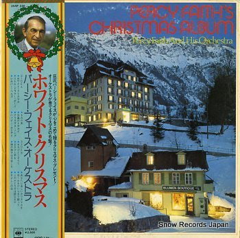 FAITH, PERCY christmas album