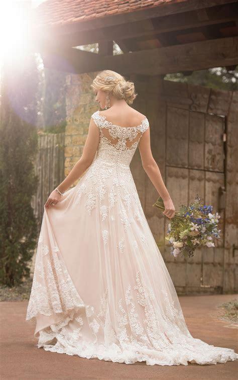 Boho Wedding Dresses   Off the Shoulder Boho Wedding Gown