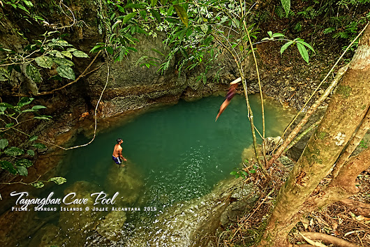 Tayangban Natural Cave Pool
