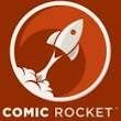 Comic Rocket Mobile Launcher