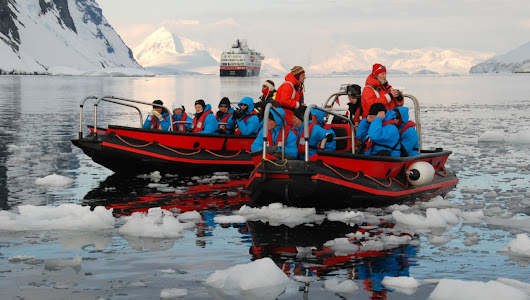 Expedition cruising: The perfect adventure holiday for single travellers