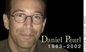 Wall Street Journalist Daniel Pearl