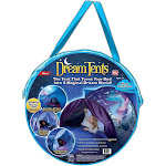 Dreamtents Dtww-cd12 Winter Wonderland Twin Size Pop Up Tent, As Seen On Tv