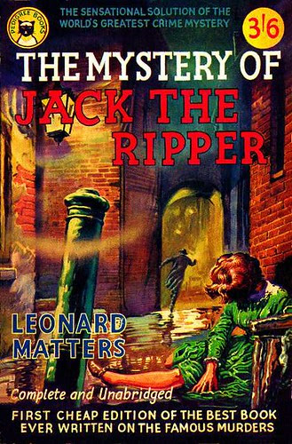 The Mystery of Jack the Ripper 1960