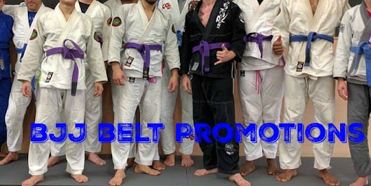 Early Belt Promotions Cause the BJJ Community to Shrink