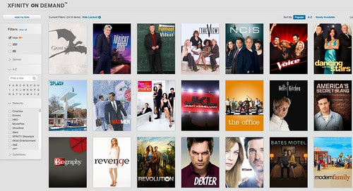 Watch Full TV Episodes Online at XFINITY TV