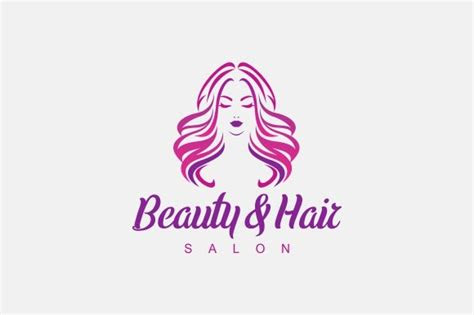 salon logo logo templates creative market