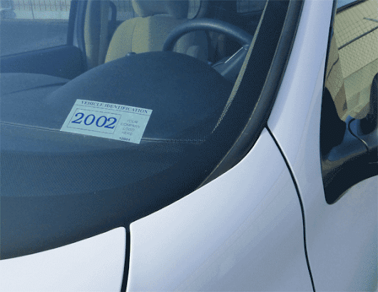 Vehicle Security Identification