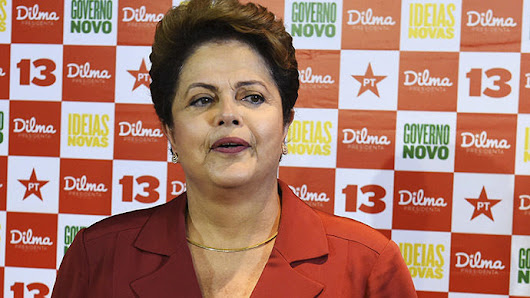 Incumbent Dilma Rousseff reelected as president of Brazil -- Sott.net