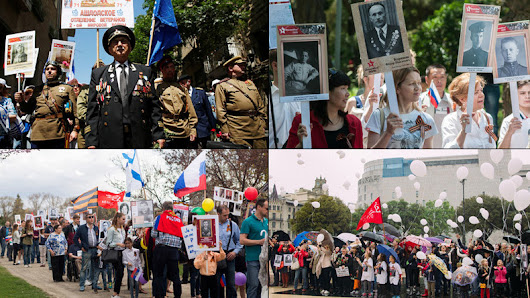 'Immortal Regiment' marches pay tribute to WW2 heroes worldwide (PHOTOS, VIDEOS)