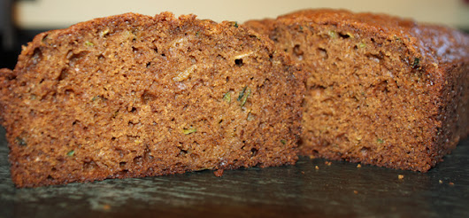 Gramma Van Slooten's Zucchini Bread Recipe | The Hungry Dog Blog
