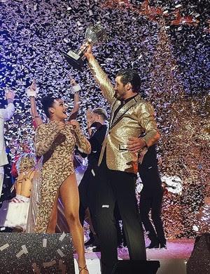 Laurie Hernandez vence a dança dos famosos americana (Foto: Reprodução/Instagram)