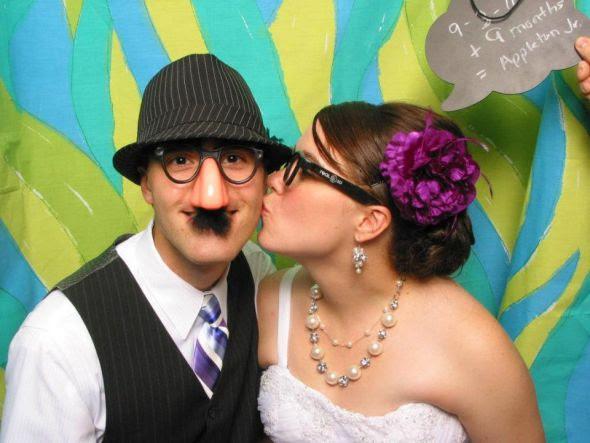 Photo booths wedding photobooth reception fun Photobooth2