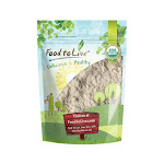 Organic Barley Sprout Powder, 1 Pound - by Food to Live