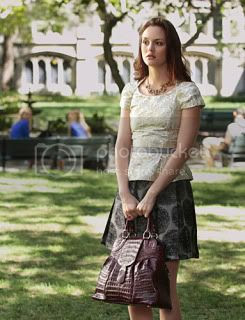 Gossip Girl Season 4 Episode 6 Fashion Style