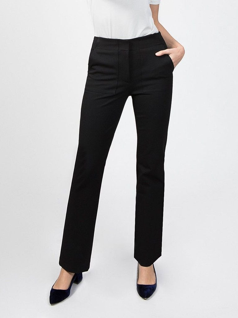 Aella High Waist Cigarette Pant