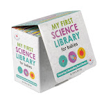 8 BOARD BOOK BOX SET MY FIRST SCIENCE LIBRARY