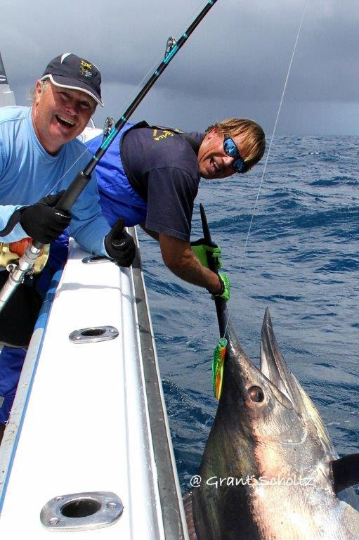Hooked On Africa Deep Sea Fishing Charters in Cape Town
