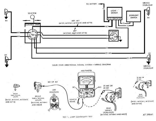 Ford Fusion Turn Signal Wiring Diagram
