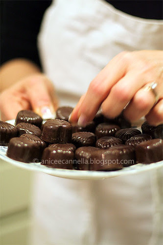 Mariella e i cioccolatini