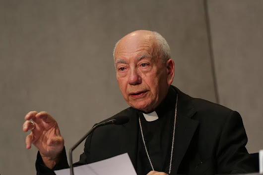 Vatican's top legal aide says divorced-and-remarried may receive Communion