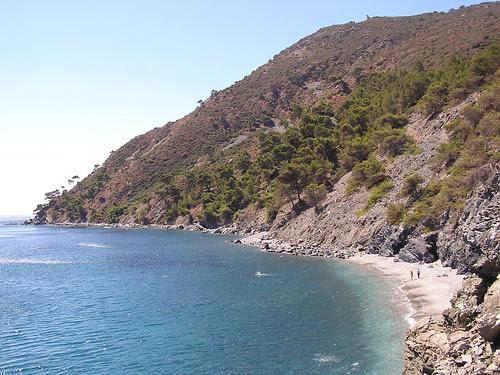 globporlocen: natural beaches in france