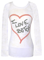 Handwritten Love Tee