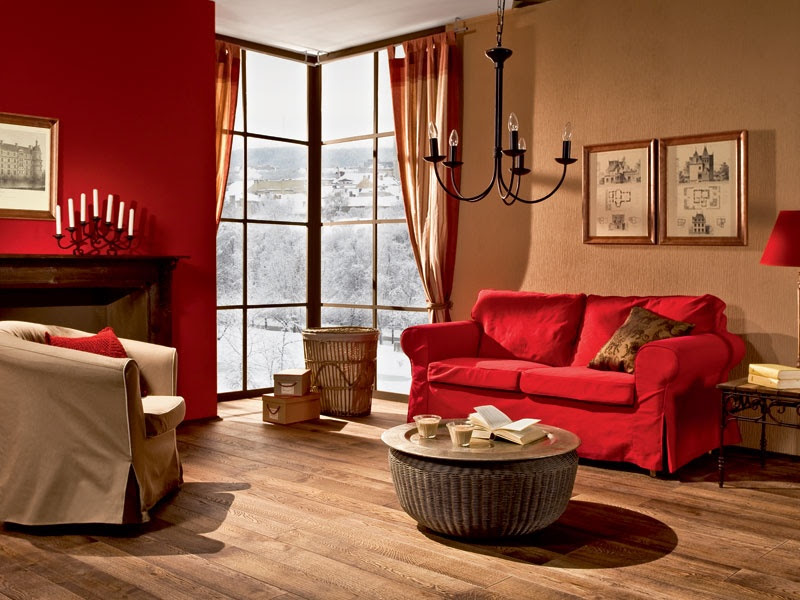 Warm And Very Cozy Living Room Design | Shelterness