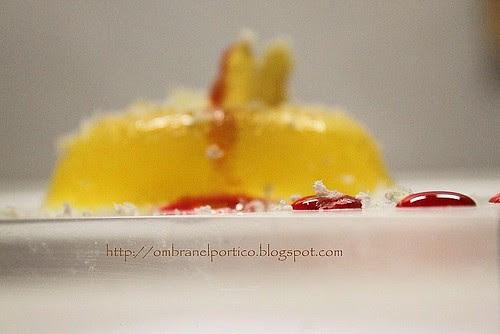 Gelatina di mandarini