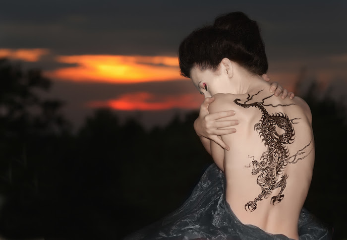 Dragon Tattoo Meaning Tattoos With Meaning