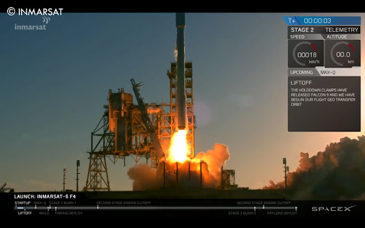 PI1281: SpaceX: Successful launch with devices from Backnang