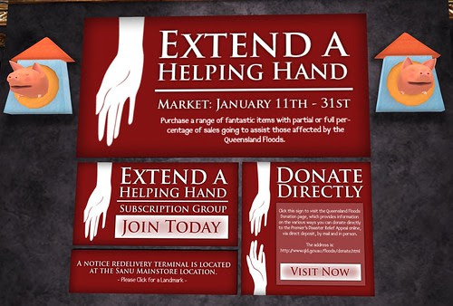 Extend a Helping Hand Event January 11 2011 01