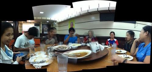Week 9, 2012: Ludo's, Binondo, Manila