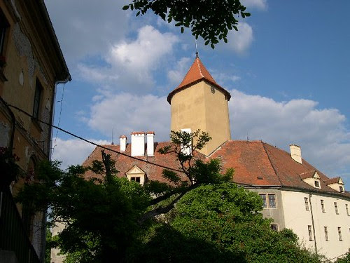 Veveři Castle