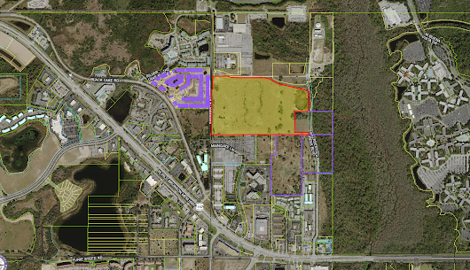 Disney sells 53 acres off US 192 W for $12.5M