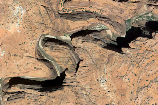 Marble Canyon, United States – Earth View from Google