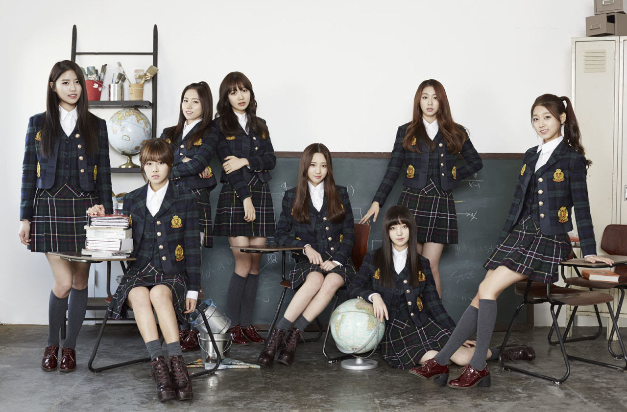 Lovelyz - Girls' Invasion