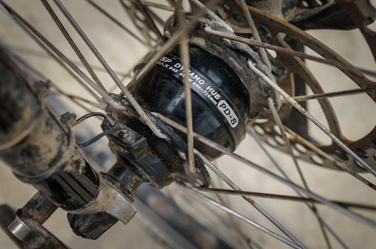 Hub Dynamo Systems For Bicycle Touring: Part 1 - Tour in Tune