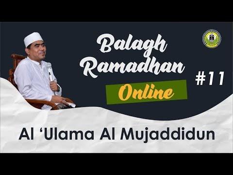 Gus Ghofur - al-'Ulama' al-Mujaddidun 11